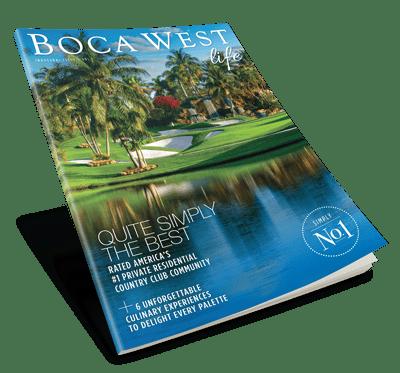 Boca West Magazine