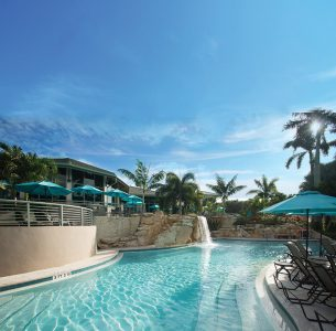 Boca West Country Club's pool